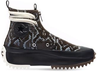 Converse Rsh Snake Run Star Hike Zip Hi Sneakers