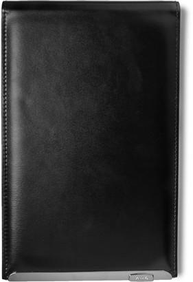 Pineider 1949 Leather Desk Notebook