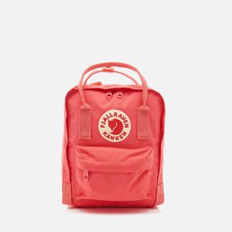 Fjallraven Women's Kanken Mini Backpack - Peach Pink