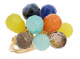 Nugaard Designs Mixed Stone Bubble Ring