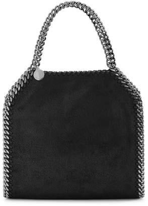 Stella McCartney Falabella Mini Black Top Handle Bag