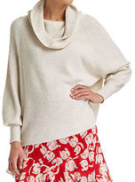 SABA NEW WOMENS Perla Cowl Knit Jumpers, Cardigans