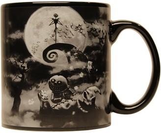 Disney Nightmare Before Christmas Boogeyman Jumbo Ceramic Mug 20-ounces