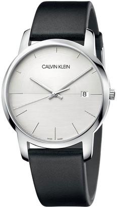 Calvin Klein Men's City Watch