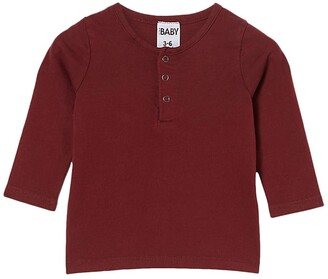 Cotton On Denny Long Sleeve Top