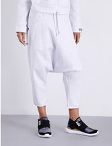 Y-3 Y3 Future jersey trousers