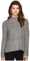 Brigitte Bailey Gya Long Sleeve Mock Neck Sweater