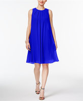 INC International Concepts Pleated Trapeze Dress, Only at Macy's