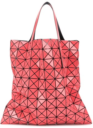 Bao Bao Issey Miyake Geometric-Panel Tote Bag