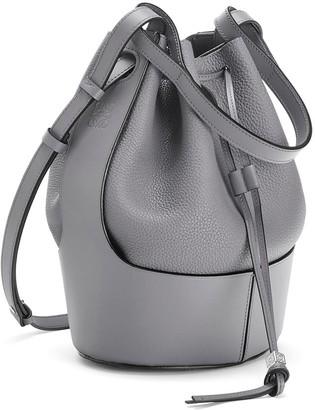 Loewe Balloon Crossbody Bag in Grey