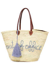 Soeur Du Maroc Musings Out of Office Tote