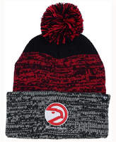 '47 Atlanta Hawks Black Static Pom Knit Hat
