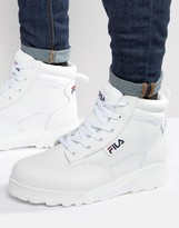 Fila Grunge Mid Laceup Boots