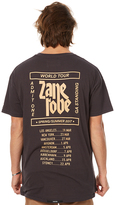 Zanerobe Soundcheck Mens Rugger Tee Black