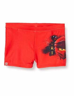 Lego Boy's cm Ninjago Eng Swim Shorts