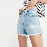 Madewell The Perfect Jean Short in Langdon Wash