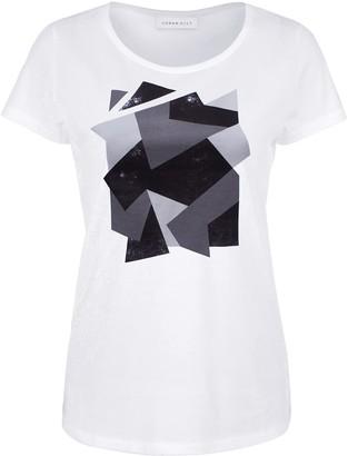 Urban Gilt Telford White T-Shirt