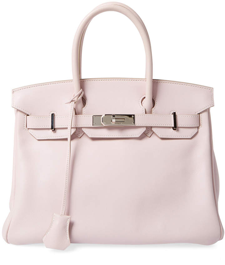 475a113c1b76e Rose Dragee Swift Leather Birkin 30Cm Phw