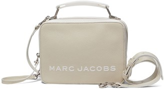 Marc Jacobs The Textured 23 box-style crossbody bag