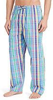 Polo Ralph Lauren Woven Plaid Pajama Pants