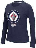 Reebok Winnipeg Jets Gel Pattern T-Shirt
