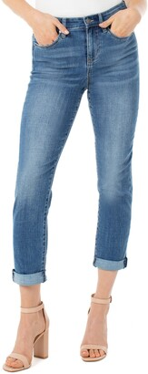 Liverpool Marley High Waist Girlfriend Jeans