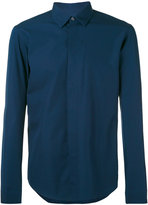 Jil Sander slim fit shirt - men - Cotton - 39