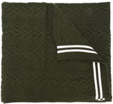 Comme des Garcons striped scarf - men - Acrylic - One Size