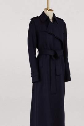 Harris Wharf London Dark Navy Coat