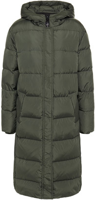 Kenzo Quilted Shell Hooded Down Coat