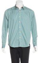 Robert Graham Trade Routes Gingham Shirt w/ Tags