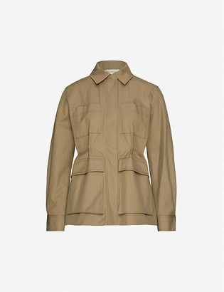Samsoe & Samsoe Beatrice cotton jacket