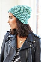 Urban Outfitters Textured Heavyweight Beanie