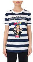 Dolce & Gabbana Designers Patch Cotton T-shirt