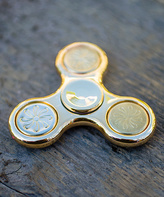 Gold Anti-Stress Spinner