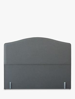 Vi-Spring Vispring Medusa Full Depth Upholstered Headboard, Double, FSC-Certified (Chipboard)