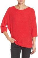 Halogen Oversize Pullover Sweater (Regular & Petite)