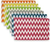 Bed Bath & Beyond Sentra 100% Cotton Chevron Placemats (Set of 6)