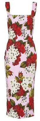 Dolce & Gabbana Long flowers dress