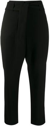 DKNY Tied Waist Trousers