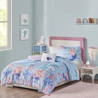 Home Essence Kids Under the Sea Printed Comforter Set