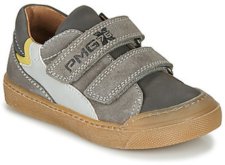 Primigi 5423011 boys's Shoes (Trainers) in Grey