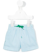 Tartine et Chocolat striped swim shorts - kids - Cotton/Polyester - 6 mth