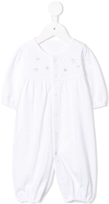 Familiar Embroidered Babygrow