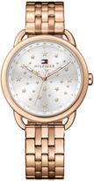 Seiko Ladies' Gold and Leather Watch