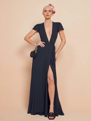 Reformation Petites Rosey Dress