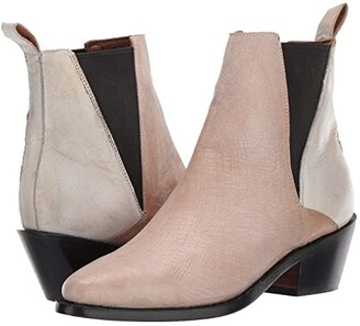Lucchese Ella (Bone) Women's Shoes