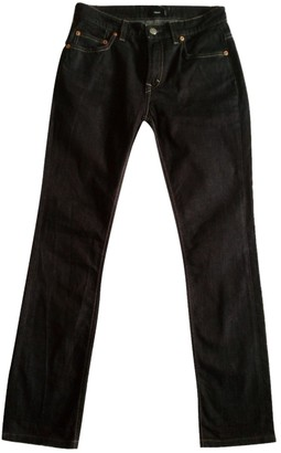 Filippa K Anthracite Cotton - elasthane Jeans for Women
