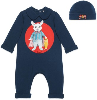 Gucci Baby Yuko Higuchi print gift set