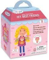 My Studio GirlTM Sew-Your-Own My Best Friend - Blonde